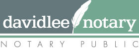 David Lee Notary Public